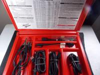 SNAP-ON TOOLS HALL EFFECT TEST SET W / CASE YA2217,