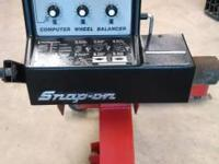 Hi There I HAVE A SNAP-ON WB400 TRUCK AND AUTO WHEEL