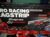 Snap on tools  Drag Race track has been taken out one