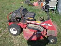 Selling my Snapper riding mower, price is firm. I will