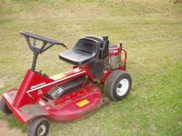 I have a Snapper 33 highvac with bagger for sale for
