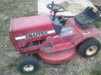 Runs and mows. Price firm  ---- Posted from Craigslist