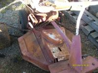 I HAVE FOR SALE FOUR PROJECT LAWN MOWERS FOR SALE, THEY