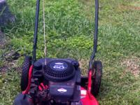 SNAPPER PUSH MOWER ? EXCELLENT RUNNING/ WORKING