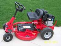2003 Snapper rear engine ridding mower.9 hp,28 inch