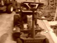 Snapper Riding Lawn Mower-28 in deck, 12.5 hp,