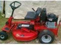 Great mower great price I have 1 Snapper riding mowers