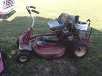 I Have 2 Snapper Riding Lawnmowers they run just needs