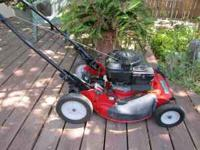 Snapper self-propelled lawn mower 6 HP Briggs &