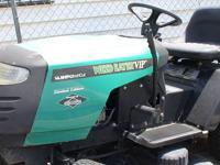 I have a model SR1433 w/ 14 HP Kohler Motor Hi-Vac