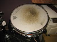 Pearl Piccolo Snare drum, decent health condition, good