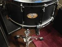 Option of 3 Snare Drums to choose from! - Pearl