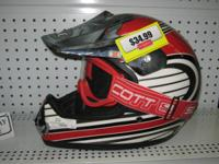 Description: Snell Motorcycle Helmet 2000, great