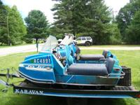 I have for sale three Sno-Jet snowmobiles one 1971 star