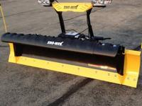 Sno-Way 26R , This is a new plow , Fits 1/2 ton trucks