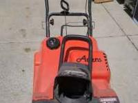 Get ready for Winter with a working snow blower. for