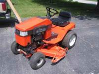 I'm looking for a snow blower attachment for my Ariens
