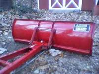48 inch Wheelhorse brand snow/dozer blade. Includes