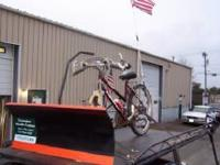 Snow Plow Bike*Men's 18 speed Nishki Blazer Mountain