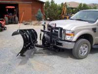 "SNOW DOGG 7'6"" HD-75 PLOW COMPLETE SNOWPLOW KIT THIS"