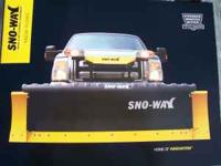 SNOW-WAY Snow Plows now at MIKE OLSEFSKI'S AUTO