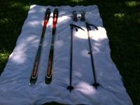 SNOW SKIS FOR SALE... ROSSIGNAL-AXIUM  INCLUDES:
