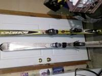 I have two sets of rossignol skis ones newer 170 good