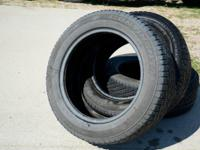 3 snow tires, nearly new condition :  $10 each