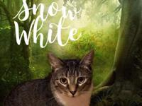 Meet Snow White! Snow White was rescued from an
