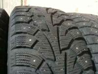 Very good condition, Made by Hankook, Winter Ipike,