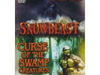 [DVD] Double Feature: Snowbeast (1977) + Curse Of The