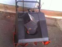 I HAVE A NICE SNOWBLOWER IT WORKS GREAT NO PROBLEM IT