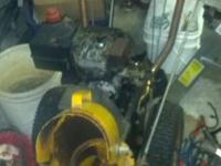 I have this 2 stage snowblower I need to sell as I cant