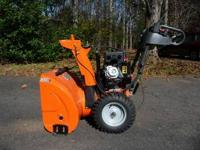 You're checking out a Husqvarna 12527HV 2 phase