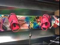 Capita Snowboard and union bindings only been used a