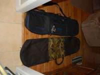 ***Two snowboard bags I have a brand new Lamar Solo