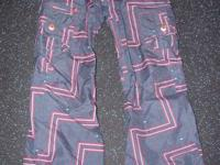 686 Smarty Snowboard pants Size...Women's Small
