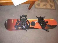 "LS3 Hot Rod 44"" with bindings  Location: roswell"