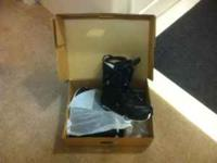 Snowboard boots, size 12, used only once. They look