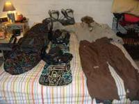 Up for sale here is a complete snowboard package. Items