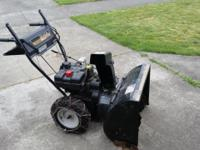 "2004 Gold Yard Machine, 26"" wide, 8.5HP, Tecumseh"