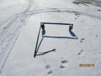 Snowmobile dolly used very little, asking $95. Call