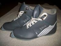 SNS JALAS FORTE CROSS COUNTRY SKI BOOTS SIZE 38 MENS