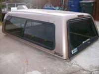 FOR SALE IS A SNUGTOP SHELL FOR A CHEVY S10 OR GMC