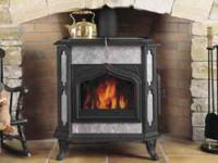 For sale: Woodstock Soapstone Woodstove. This stove is