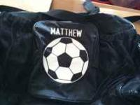 If you have a Matthew - this is a great bag that can be