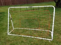 Soccer Rebound Goal.  Garage Kept and in great shape.