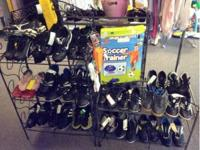 Smarty Pants Stores has Soccer & Baseball Cleats.