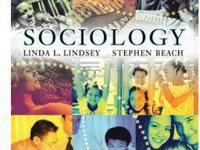 Socialogy 3rd ed by Linda L Lindsey Stephen Beech For