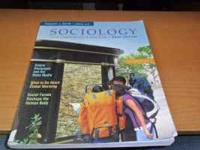 I used this book for SOC-101 at NIC Used- good